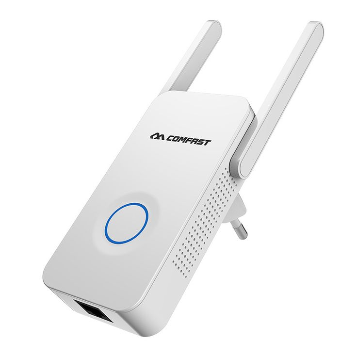 Comfast CF-WR752AC 1200Mbps Wireless WiFi Repeater WiFi Signal Amplifier Wireless Router Wi Fi Range Extender Expand Booster AP