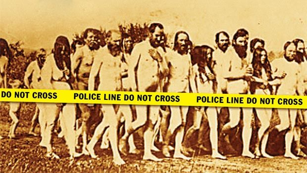 A brief history of Canadian Nudity Laws