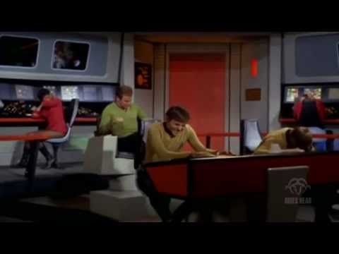 ▶ Captain Kirk watches Miley Cyrus performance - YouTube (and isn't particularly offended LOL)