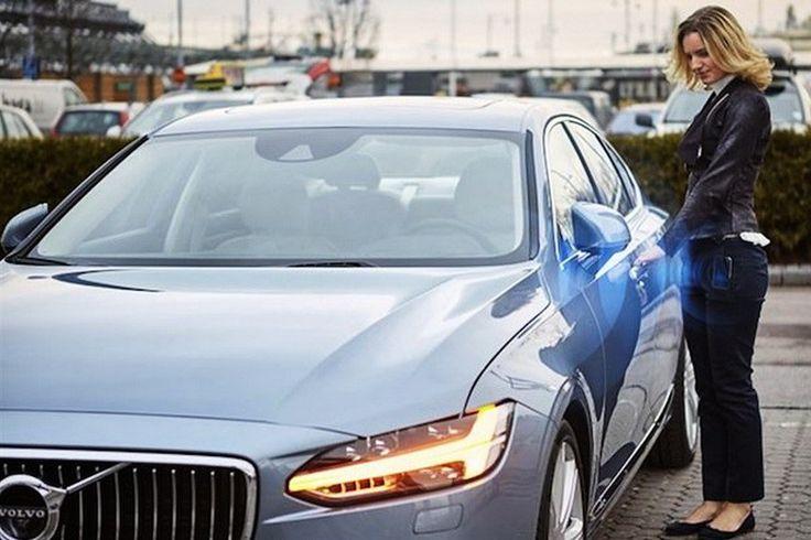 Компания Volvo Cars первой среди производителей начнет выпуск автомобилей без привычного ключа – его заменит мобильное приложение.
