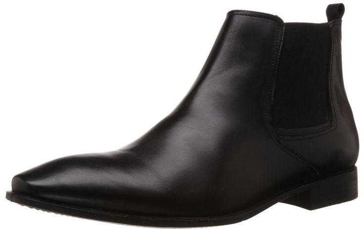 Hush Puppies Men's New Fred Chelsea Leather Boots: Buy Online at Low Prices in India - Amazon.in
