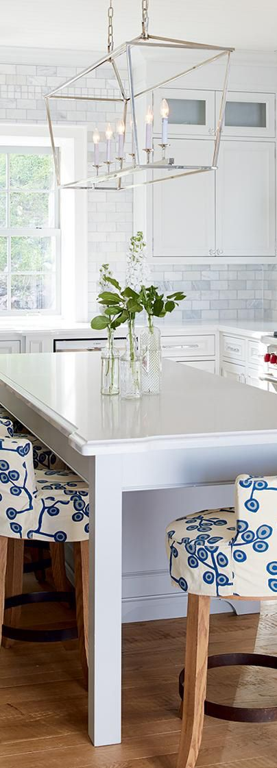 Muskoka Interiors Coastal Kitchen