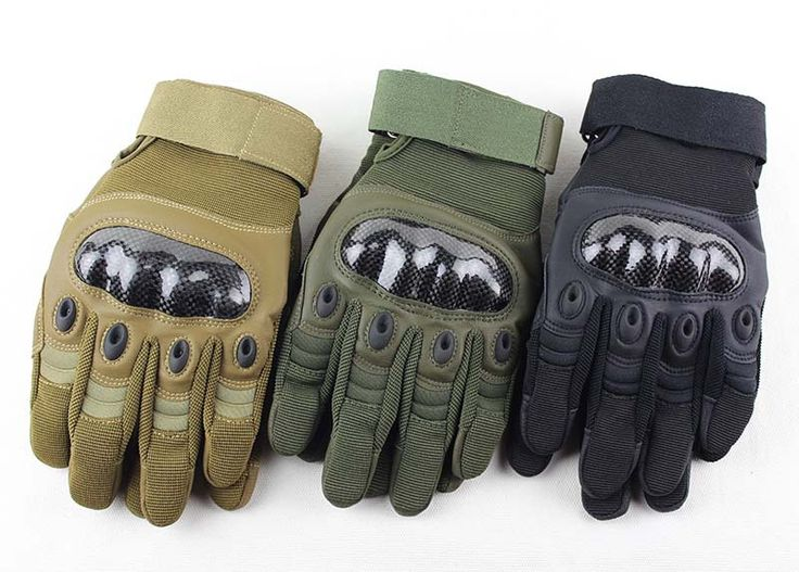 1Pair  Motorcycle Gloves  Wearable Protective Gloves Guantes  Protective gloves bicycle Outdoor sports riding gloves  #Affiliate