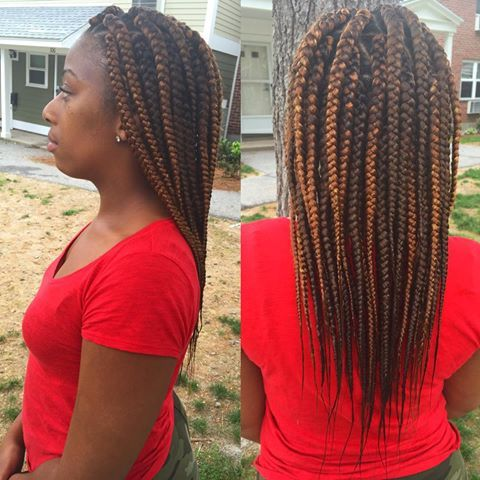 Bra Strap Length Boxbraids Braids Neatness Consistency
