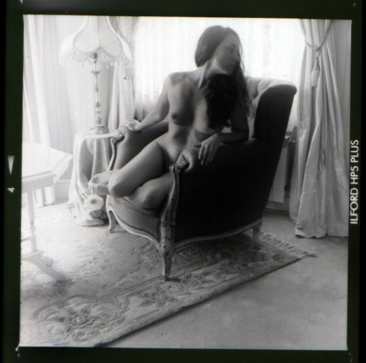 Modelo: Melina Balbuena