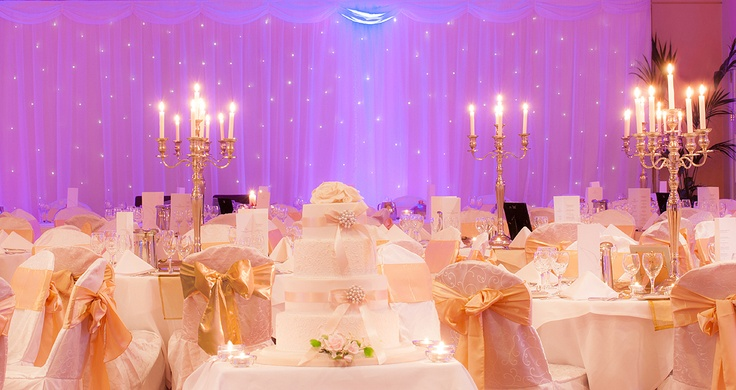 Charleville Park Hotel Banqueting Suite - Summer Wedding Showcase Fri 7th & Sat 8th June