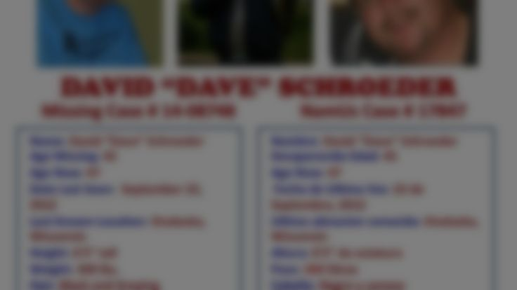 Onalaska, WI - Investigators Seek Public's Help With Missing Person Case - CNN iReport