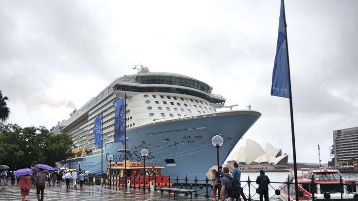 Dami Im Star Attraction on Ovation of the Seas Maiden Voyage to Sydney