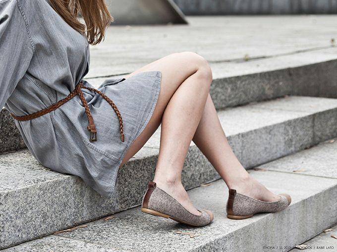 Nela szaro-brązowa; Projektant: Etnopia; Wartość: 270 zł; Poczucie wygody i komfortu: bezcenne. Powyższy materiał nie stanowi oferty handlowej