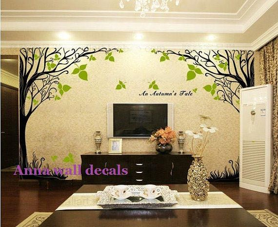 35 best tree wall decals images on Pinterest | Murals, Tree wall ...