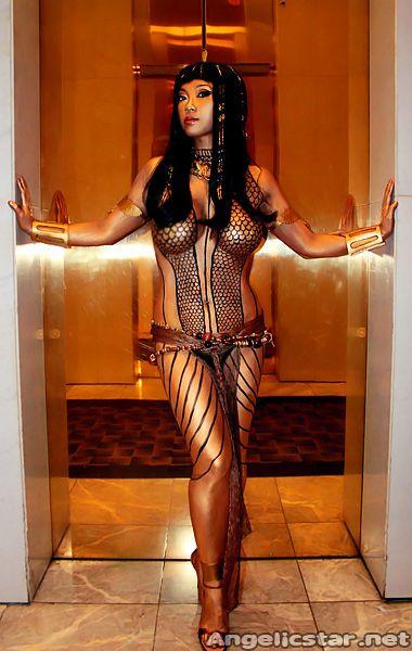 Yaya Han As Anck Su Namun From The Mummy Cosplay Amp Costumes Pinterest Sexy Geek Culture