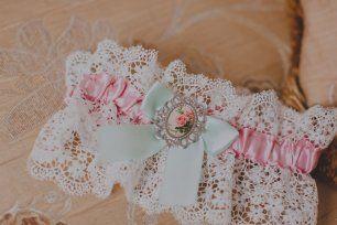 Аксессуар невесты для девичника в стиле Марии-Антуанетты