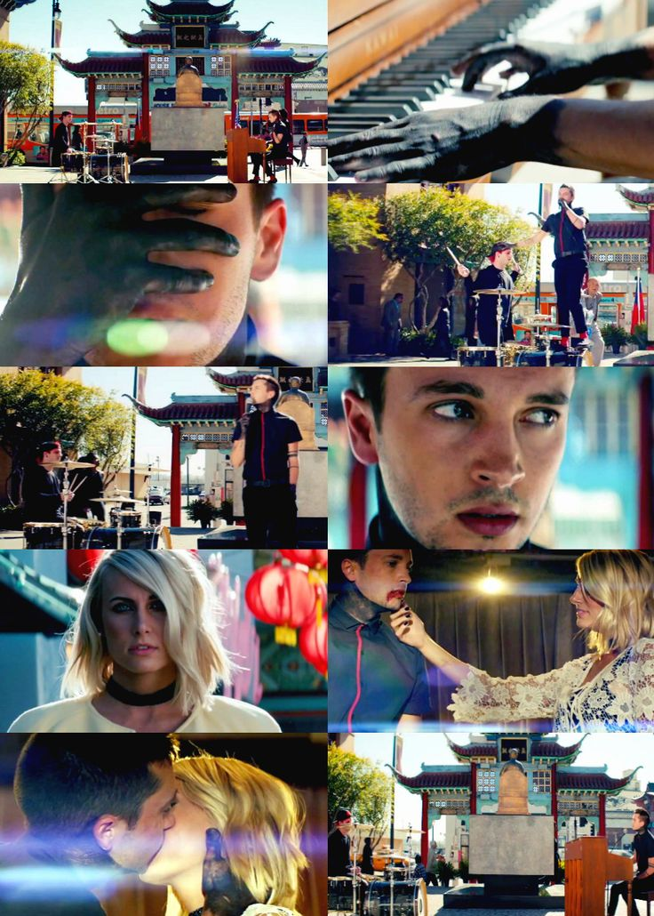 tear in my heart. I was so excited that jenna was in the music video and so soon after their wedding!