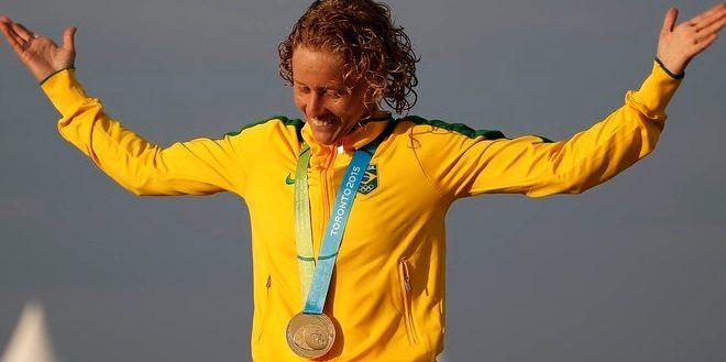 Yane Marques será a porta-bandeira do Brasil na abertura