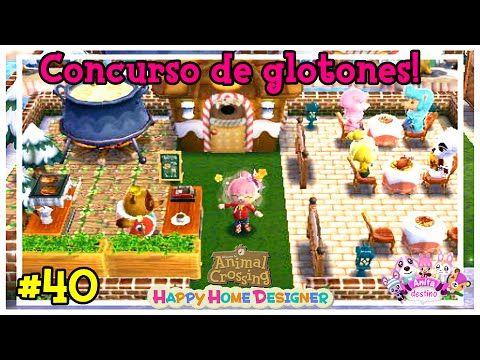 Animal CrossingHHD #40 - ¡OIDO GLOTONES!