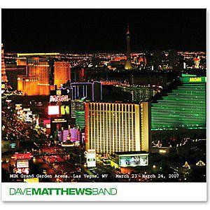 DMB Live Trax Vol. 9: MGM Grand Garden Arena - Dave Matthews Band
