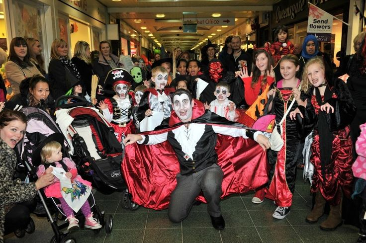 Trick or Treat at Queensgate Market