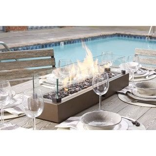 Shop for Signature Design by Ashley Hatchlands Brown Table Top Fire Bowl. Get free delivery at Overstock.com - Your Online Garden