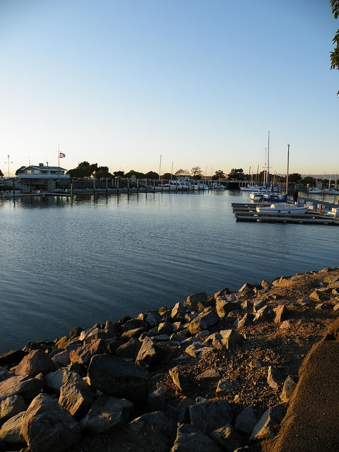 San Leandro Marina I'm a created of habit, this is our second little hidden gem we like to travel to :)