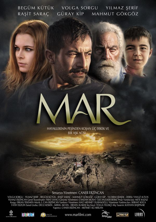 MAR, Cinema, poster design