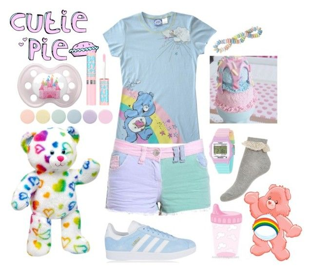 fc5abf4ef7ef0 Care Bear Cute | Little space outfits | Ddlg outfits, Space outfit ...