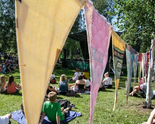 Sunday Soup -pilotti 1. Jazzpuisto 31.7.-1.8.2015 - Hupisaaret | Keksivä kaupunki