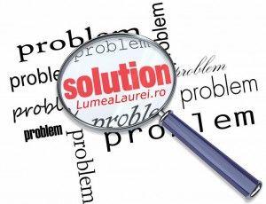 Problemele tale nu cauta solutiile tale, ci intelegerea ta