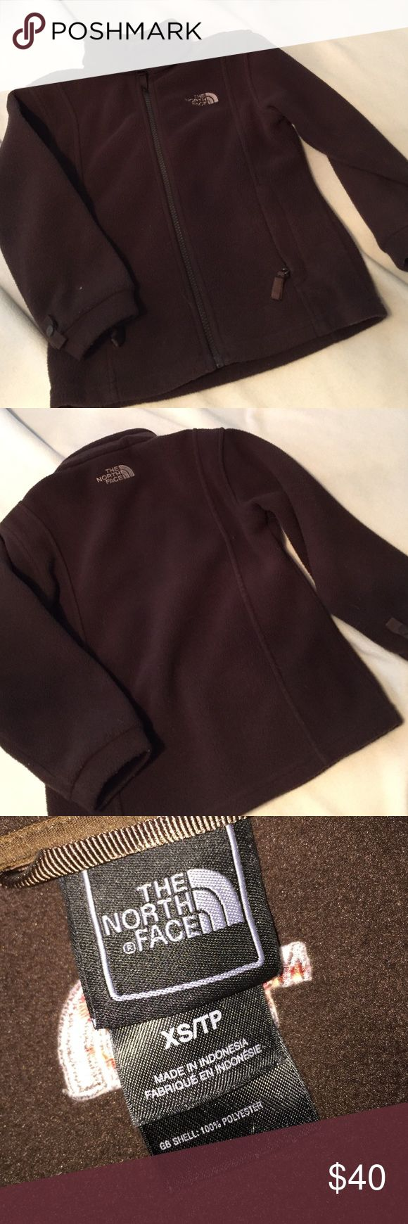 Girls North Face Fleece Great condition with no rips or stains The North Face Jackets & Coats