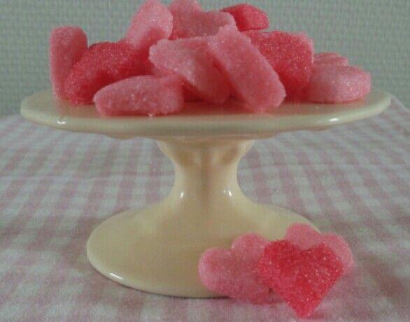 Cuori di zucchero