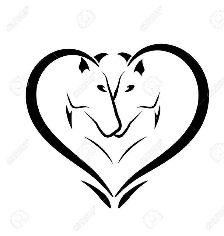 HORSE HEAD HEART