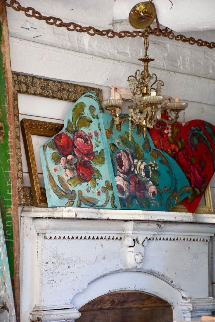 Painted fragments  Jennifer Lanne