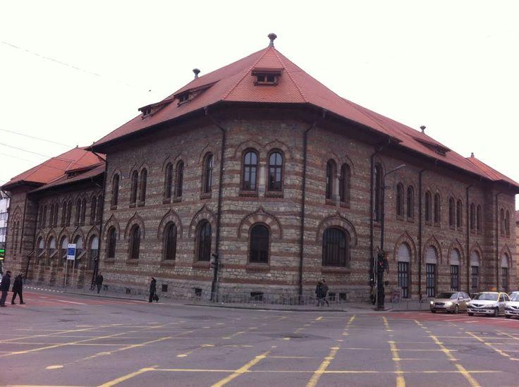 """Liceul """"Alexandru Lahovary"""" din Râmnicu Vâlcea"""