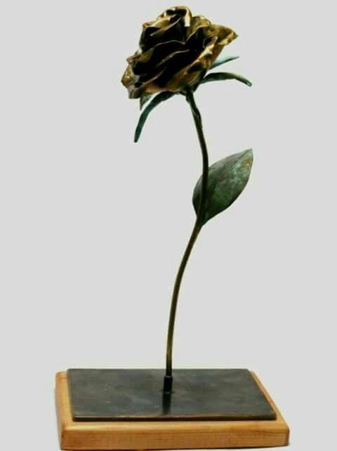 Skulpture flowers