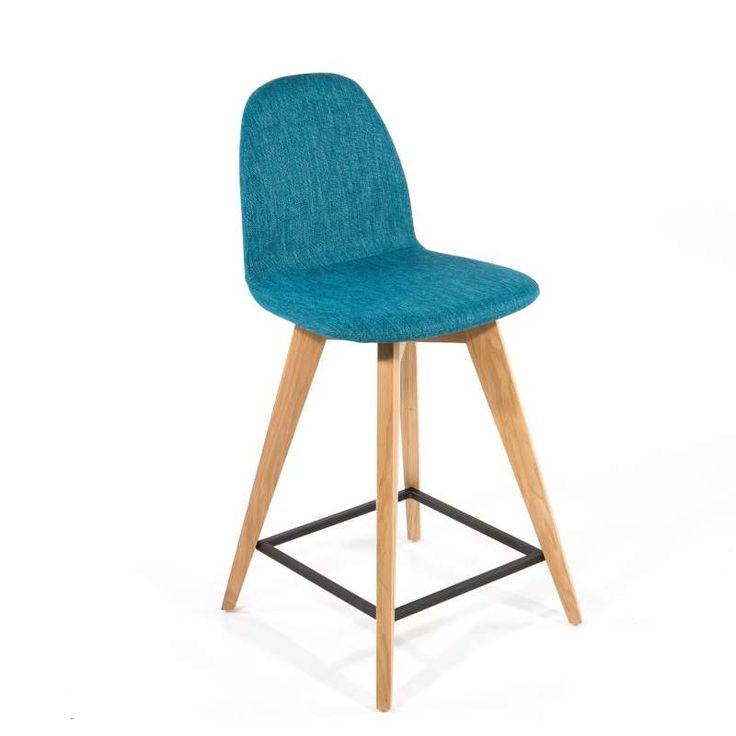 Scandinavian Wooden And Fabric Snack Stool Puccini Mobitec Stool Scandinavian Wooden