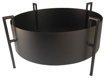 $834 sur Houzzz DAZE Fire Ring - contemporary - Fire Pits - haskell