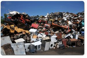 Our team of consultants are available to make a free estimate on your scrap metal, and we don't change any fees for dismantling or clearance. #scrapmetalpickupmelbourne