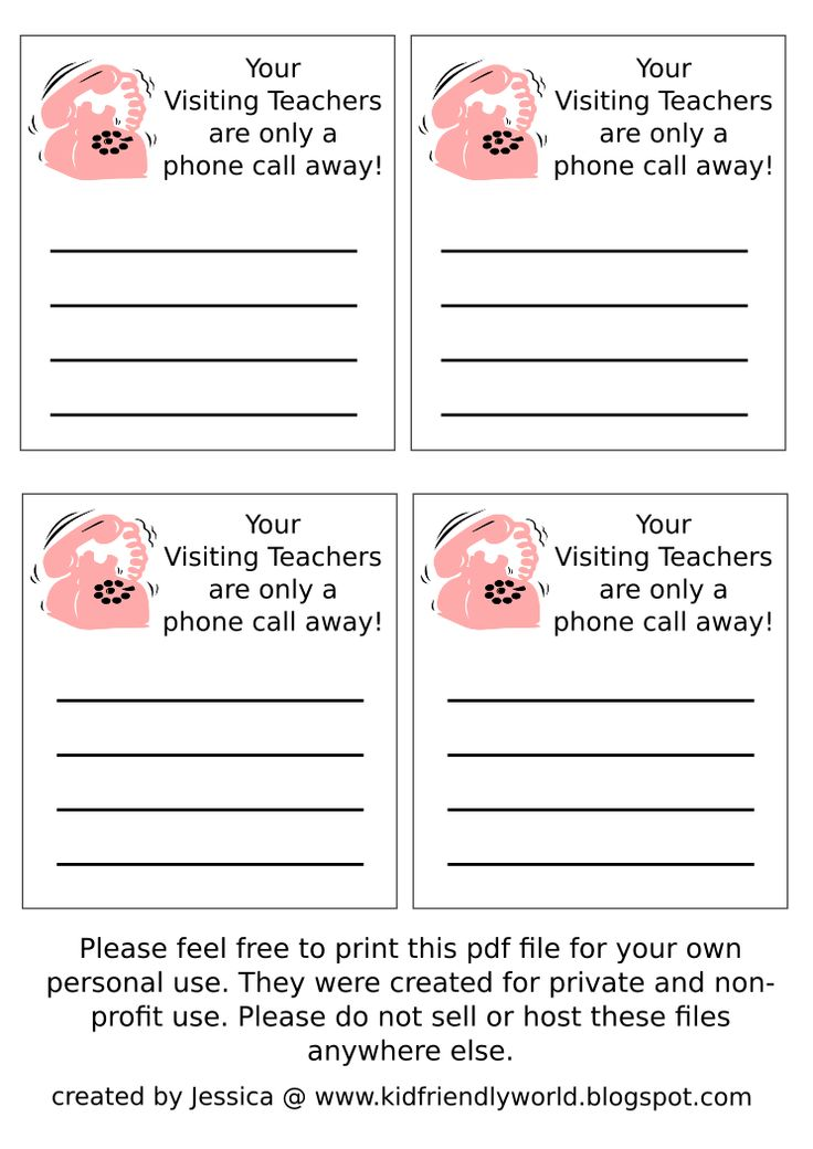 how to prepare visiting card