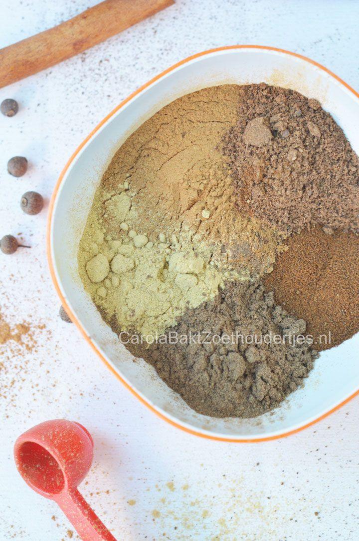 Zo maak je zelf je pompoenkruiden mix.  En wat kun je nog meer met deze heerlijke kruidenmix maken dan cake?   Make your own Pumpkin spice mix!