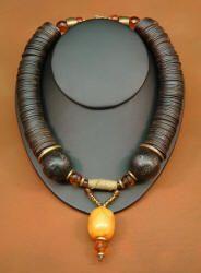 Галерея африканские ювелирные изделия Ювелирные изделия Ожерелье Соней Zytkow