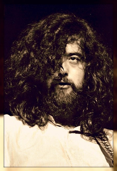 Jimmy Page, ahh sweet bearded Jimmy