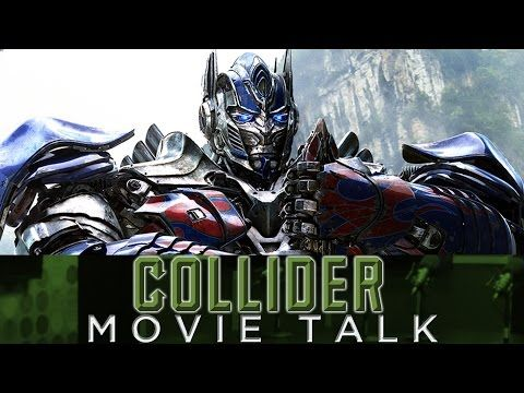 Transformers: Michael Bay Claims 14 Movie Ideas - Collider Movie Talk - YouTube