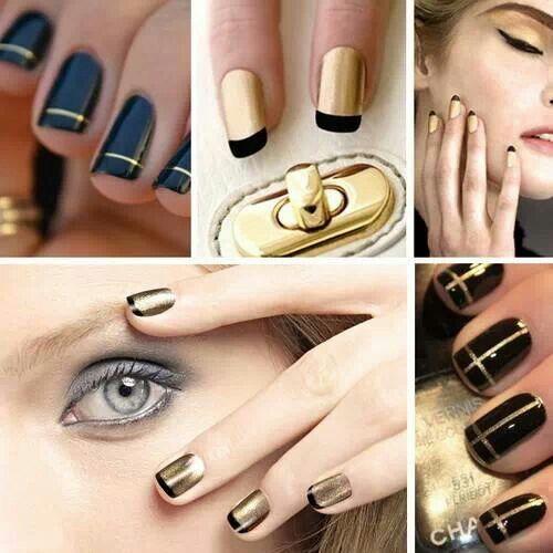 Nail art, nice!
