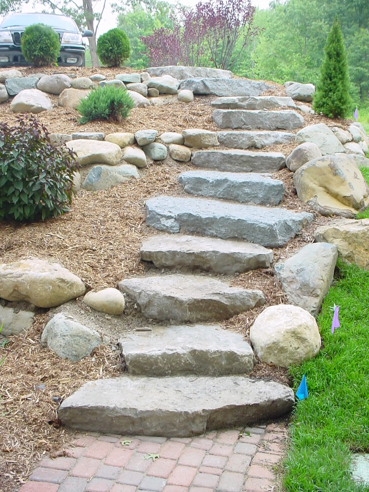 Best 17 Best Images About Steps And Stairs On Pinterest Stone 640 x 480