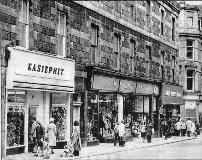 George St, Abdn back in the day