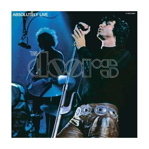 The Doors \u2013 Absolutely Live LP 33 giri 1970
