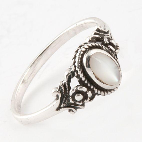 hopeasormus pikkuromantic kuukivi