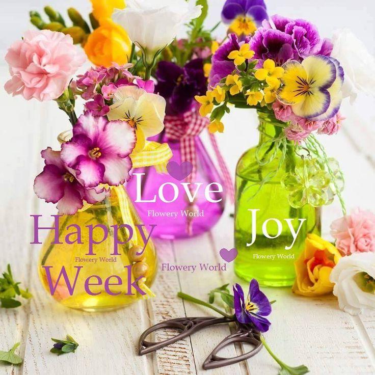 """Résultat de recherche d'images pour """"happy week rustic flowers"""""""
