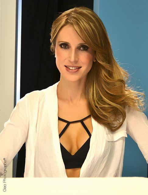 The Hot Model Alejandra Azcarate From Columbia