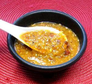 Las salsas de mesa mexicanas – sin ellas no vale la pena comer: La salsa de chile morita acompaña muy bien una gran variedad de platillos:  carne asada, tacos, tostadas, milanesas, quesadillas y sincronizadas, arroz, etc.