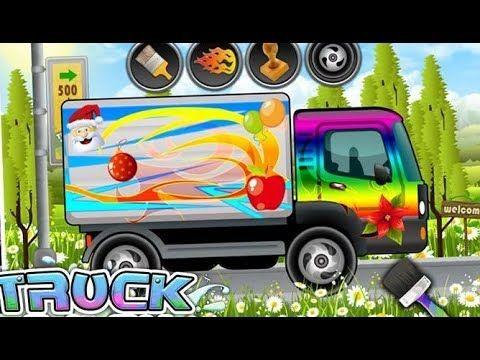 juegos para nios de carros pintar lavar videos para nios pequeos